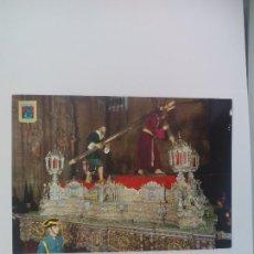 Postales: Nº 179 SEVILLA SEMANA SANTA JESÚS DE LA PASIÓN. ESCUDO DE ORO. SIN CIRCULAR POSTAL RELIGIOSA.. Lote 168757612