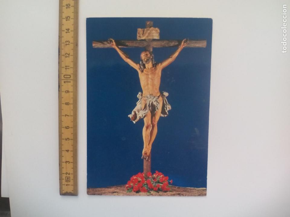 Nº 100, SEVILLA SANTISIMO CRISTO DE LA EXPIRACIÓN. CACHORRO. POSTAL RELIGIOSA. POSTCARD (Postales - Postales Temáticas - Religiosas y Recordatorios)
