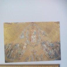 Postales: SANTA CRUZ DEL VALLE. PV 8. CRISTO PANTOCRATOR SANTIAGO PADRÓS. POSTAL RELIGIOSA. POSTCARD. Lote 168765764