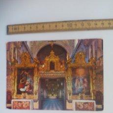 Postales: 13. LA CARTUJA DE GRANADA CORO DE LEGOS. VALMAR 1962. POSTAL RELIGIOSA. POSTCARD. Lote 168765808