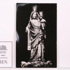 Postales: FOTOGRAFÍA / POSTAL FOTOGRÁFICA - MARE DE DÉU DE LA SERRA, MONTBLANC - MEDIDAS 9 X 14 CM. Lote 168885684