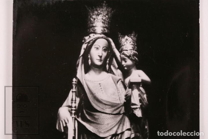 Postales: Fotografía / Postal Fotográfica - Mare de Déu de la Serra, Montblanc - Medidas 9 x 14 cm - Foto 2 - 168885684