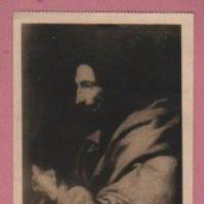 Postales: POSTAL DE SAN JUDAS TADEO - 1092 MUSEO DEL PRADO DE RIBERA. Lote 168923324