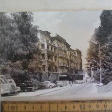 Postales: GRAND HOTEL TOPLICE BLED. ZALOZILO CP GORENJSKI TISK SIN CIRCULAR POSTAL. POSTCARD. Lote 169354056