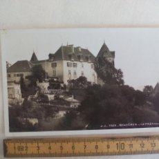 Postales: 3305 GRUYERES LE CHATEAU. ANDRÉ JULLIEN EDIT. GENEVE SUIZA SIN CIRCULAR POSTAL. POSTCARD. Lote 169354160