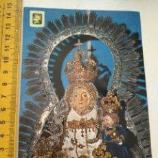 Postales: POSTAL CRISTO O VIRGEN DE LA SEMANA SANTA UTRERA SEVILLA. Lote 170271324