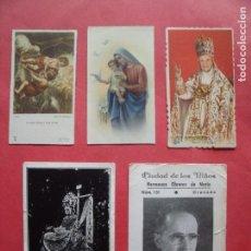 Postales: GRANADA.-SOR LINAREJOS DE LA CRUZ.-VICENTE ROMERO.-CARLOS FERNANDEZ.-ESTAMPAS RELIGIOSAS.. Lote 170435300