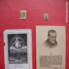 Postales: ESTAMPAS RELIGIOSAS.-PADRE RUBIO.-RELIQUIA.-ARTURO PENICHE RUBIO.-PUNTILLA.-CALADA.-ALBUMINAS.. Lote 170436084