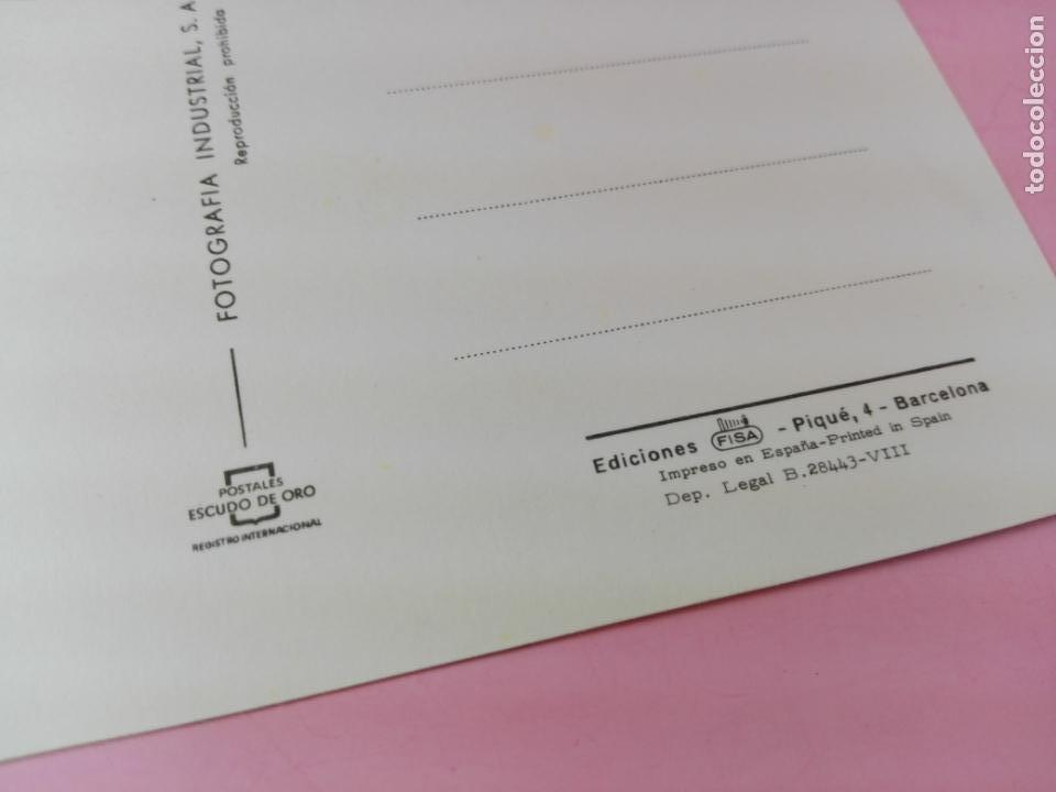 Postales: Postal-Castillo de Javier(Coronas)-1958-Ediciones FISA-Fotografía Industrial S.A.-Excelente-Ver fot - Foto 3 - 170983904
