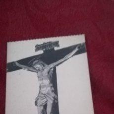 Postales: ANTIGUO RECORDATORIO, CRISTO DEL CALVARIO. Lote 171504022