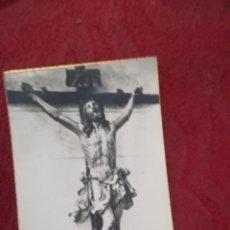 Postales: ANTIGUO RECORDATORIO, SANTÍSIMO CRISTO DE LA EXPIRACION. Lote 171513289