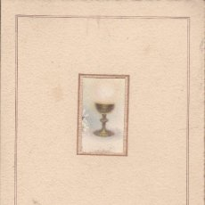 Postales: RECORDATORIO DE J. RAMOS SALMERÓN 107 BARCELONA . Lote 171786632