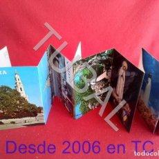 Postales: TUBAL 12 POSTALES FATIMA PORTUGAL VIRGEN EN ACORDEON ALBUM. Lote 171804525