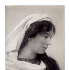 Postales: FOTO POSTAL PASION DE CRISTO - PASSIONSSPIEL CB OBERAMMERGAU 1910 - F. BRUCKMANN A.-G. MÜNCHEN.. Lote 171910742