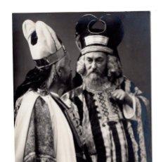 Postales: FOTO POSTAL PASION DE CRISTO - PASSIONSSPIEL CB OBERAMMERGAU 1910 - F. BRUCKMANN A.-G. MÜNCHEN.. Lote 171910792