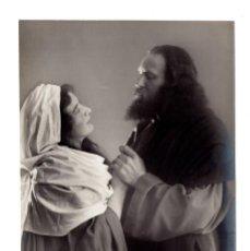 Postales: FOTO POSTAL PASION DE CRISTO - PASSIONSSPIEL CB OBERAMMERGAU 1910 - F. BRUCKMANN A.-G. MÜNCHEN.. Lote 171912043