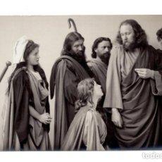 Postales: FOTO POSTAL PASION DE CRISTO - PASSIONSSPIEL CB OBERAMMERGAU 1910 - F. BRUCKMANN A.-G. MÜNCHEN.. Lote 171912559