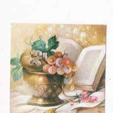 Postales: AÑO 1977 - ESTAMPA PRIMERA COMUNION - EDITA BETANIA - 11CM X 6CM - ILUSTRACION LOPEZ. Lote 172452718