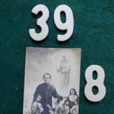 Postales: ESTAMPA RECORDATORIO 1939. Lote 173549680