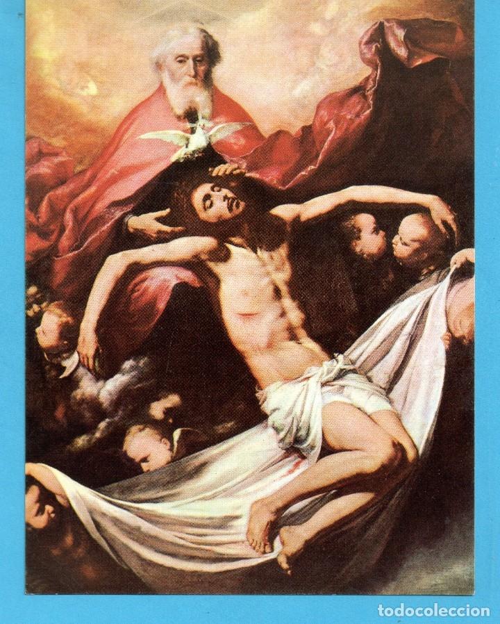 POSTAL RECORDATORIO DE SEMANA SANTA PARROQUIA DE LES PLANES 1999 (Postales - Postales Temáticas - Religiosas y Recordatorios)