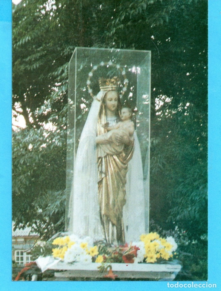 POSTAL RECORDATORIO DE SEMANA SANTA PARROQUIA DE LES PLANES 2003 (Postales - Postales Temáticas - Religiosas y Recordatorios)