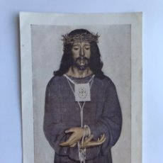 Postales: JESÚS CAUTIVO DE MEDINACELI . ESTAMPA RELIGIOSA. DEVOTISIMA IMAGEN .... Lote 174041427