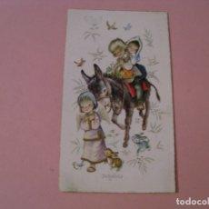 Cartes Postales: RECORDATORIO DE LA PRIMERA COMUNIÓN. FERRANDIZ. ED. SUBI. 1965. 10X6 CM.. Lote 174071427