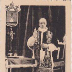 Postales: ANTIGUA FOTOGRAFIA S.S.PIO XII - BRUNNER & C. - FOTO G.FELICI 3-60 - S/C - (6X9). Lote 174496914