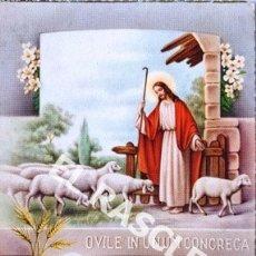 Postales: ANTIGUA POSTAL RELIGIOSA EN COLOR FECHADA 1954. Lote 174588964