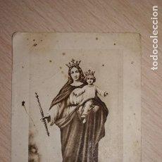 Postales: RECORDATORIO RELIGIOSO MARIA AUXILIADORA. Lote 174832284