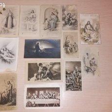 Postales: LOTE RECORDATORIOS RELIGIOSOS. Lote 175032162