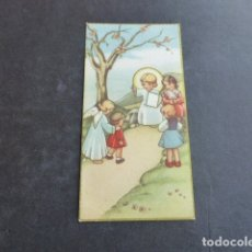 Postales: RECORDATORIO BAUTIZO 1957. Lote 175537287