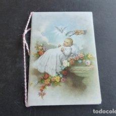 Postales: RECORDATORIO BAUTIZO . Lote 175537863
