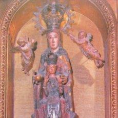 Postales: NUESTRA SEÑORA DE LA MAJESTAD - SIGLO XII CATEDRAL ASTORGA . Lote 175875595