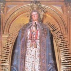 Postales: PURÍSIMA DE GREGORIO FERNÁNDEZ - 1626 - CATEDRAL DE ASTORGA. Lote 176225990