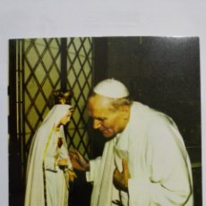 Postales: POSTAL RELIGIOSA - PAPA JUAN PABLO II. Lote 176271660
