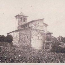 Postales: POSTAL FOTOGRAFICA DE UNA IGLESIA - CAPILLA SITIO DESCONOCIDO. Lote 176732064