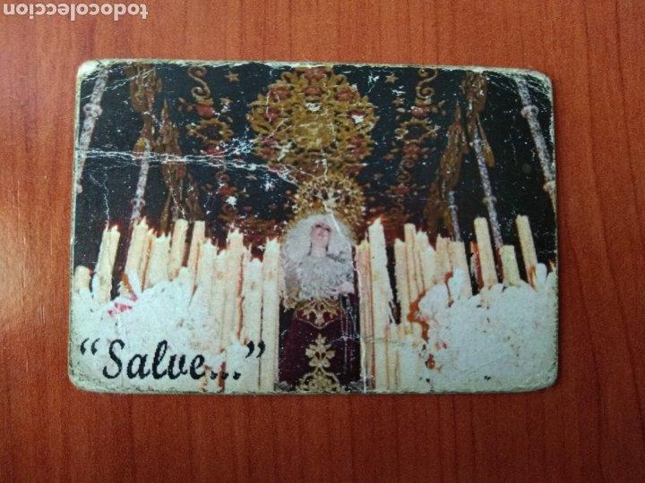 Postales: FOTO- POSTAL ( VIRGEN DEL ROCÍO), ANTIGUA. MÁS POSTALES EN MÍ PERFIL. - Foto 2 - 176921913