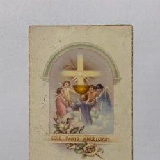 Postales: RECUERDO PRIMERA COMUNIÓN IGLESIA DEL NACIMIENTO DE JESUS DE RAFELGUARAF. AÑO 1956.. Lote 177038012