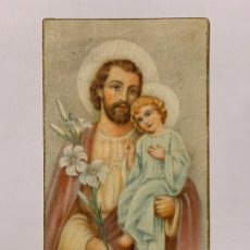Postales: RECUERDO DE LA NOVENA EN HONOR DE LA DIVINA INFANTITA. PARROQUIA DE SANTIAGO EL MAYOR. 1952. Lote 177038129