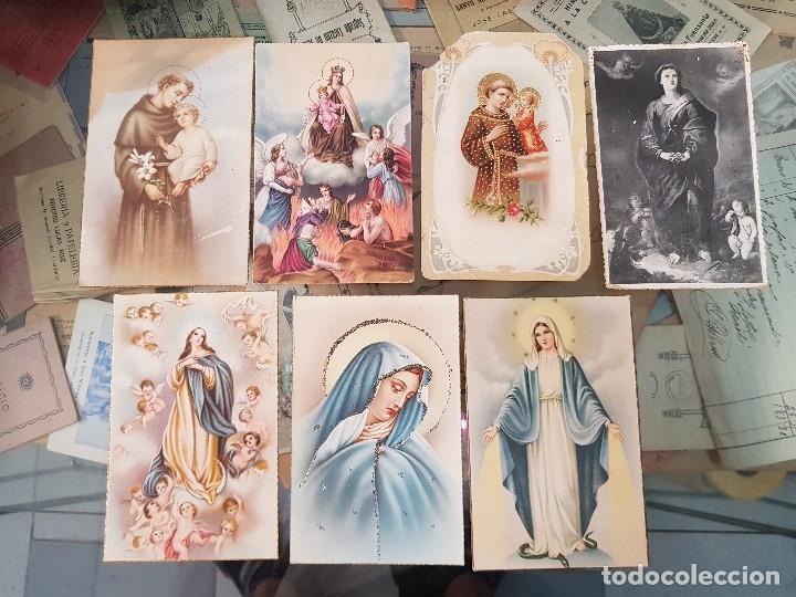 COLECCION ANTIGUAS POSTALES RELIGIOSAS (Postales - Postales Temáticas - Religiosas y Recordatorios)