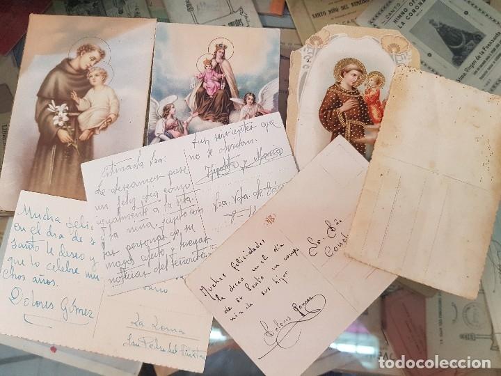 Postales: COLECCION ANTIGUAS POSTALES RELIGIOSAS - Foto 2 - 177264917