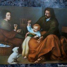 Postales: POSTAL RELIGIOSA. SAGRADA FAMILIA.. Lote 177287113