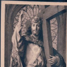 Postales: POSTAL CRITO REY - CHRISTUS REX - P WANTE PINX - ESCRITA. Lote 177655018