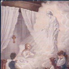 Postales: POSTAL SANTA TERESA DEL NIÑO JESUS. Lote 177667982