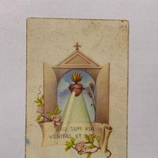 Postales: RECUERDO DE PRIMERA COMUNIÓN IGLESIA NACIMIENTO JESÚS DE RAFELGUARAF (JÁTIVA). AÑO 1956.. Lote 177718790