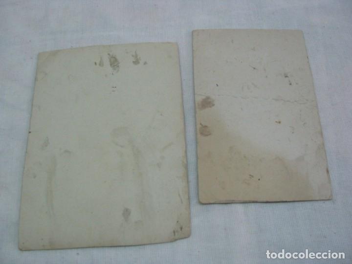 Postales: LOTE DE 2 ANTIGUAS ESTAMPAS RELIGIOSAS VIRGEN DEL PERPETUO SOCORRO , VALENCIA - Foto 8 - 177806657