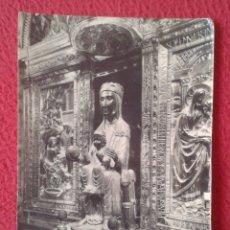 Postales: POSTAL POST CARD MONTSERRAT LA SANTA IMAGEN CATALUÑA VIRGEN MORENETA MORENA...1957 VER FOTOS Y DESCR. Lote 178171447