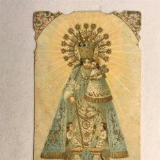 Postales: NUESTRA SEÑORA DE LOS DESAMPARADOS. PATRONA DE VALENCIA. (H.1940?). Lote 178309895