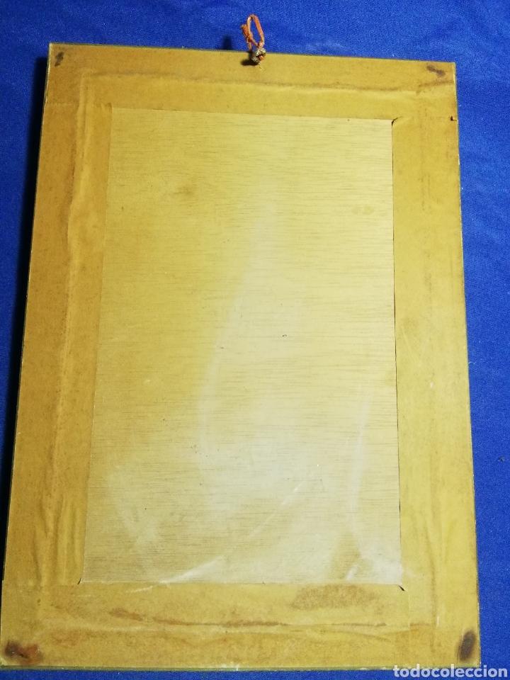 Postales: Nuestra señora de Chamorro ferrol del caudillo. Estampa, foto o postal enmarcada - Foto 3 - 178368826